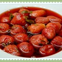 erdbeersuppe rezept